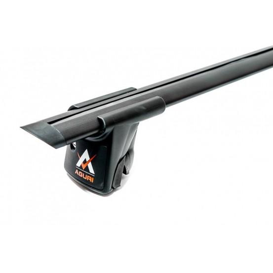 Aguri RUNNER II C/D na integrované strešné lyžiny - Čierný