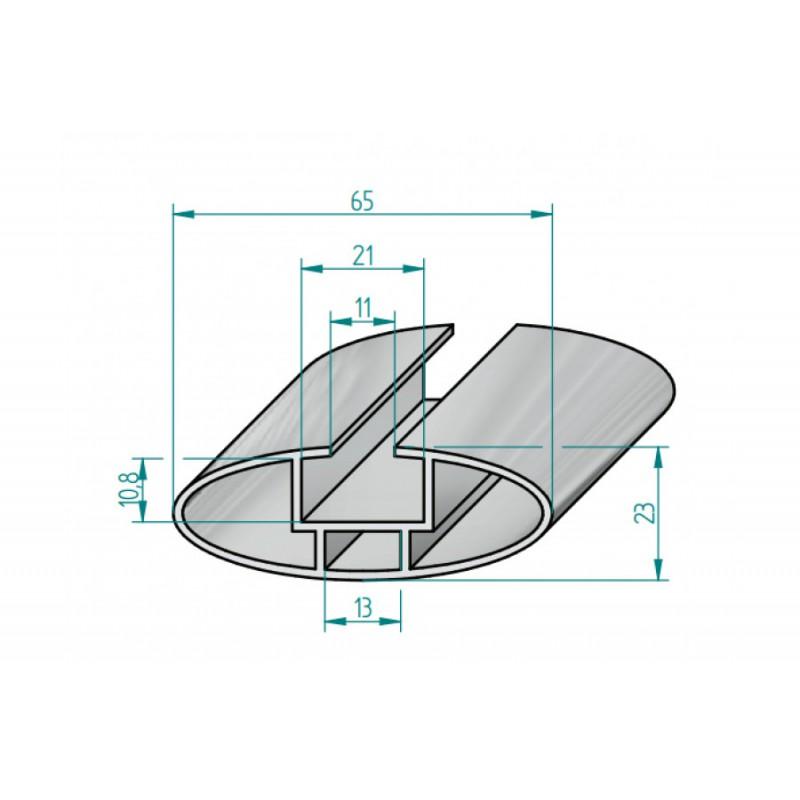 Aguri RUNNER R1 - strešný nosič