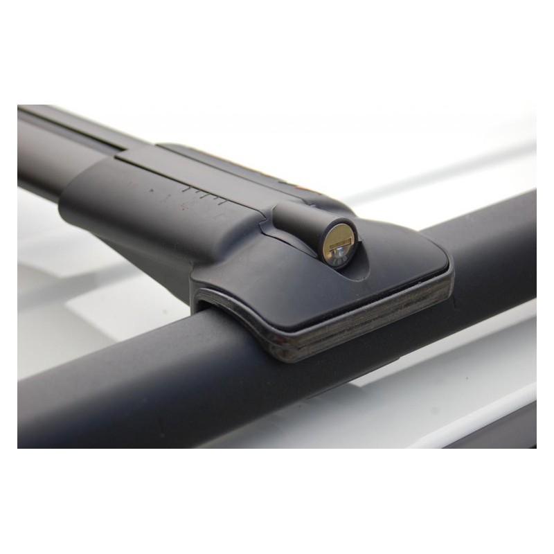 Aguri PRESTIGE BLACK strešný nosič
