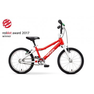 Woom 3 - ultra ľahký detský bicykel