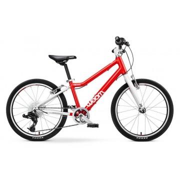 Woom 4 - ultra ľahký detský bicykel