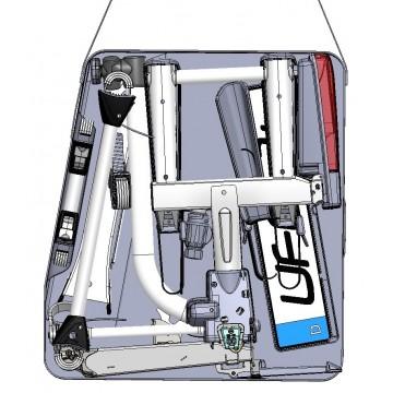 UFO 2 a 2+1 taška pre nosič bicyklov