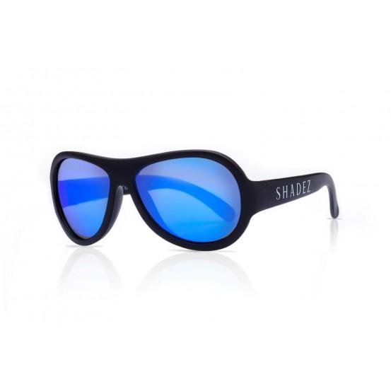 Detské slnečné okuliare SHADEZ Baby - Čierné