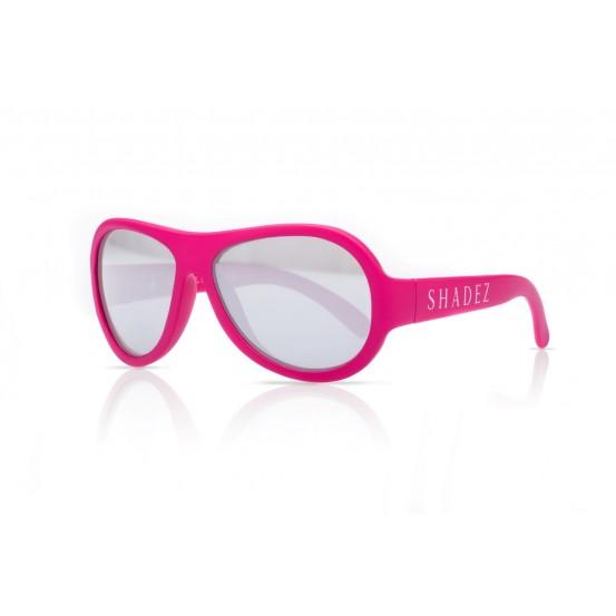 Detské slnečné okuliare SHADEZ Baby - Rúžové