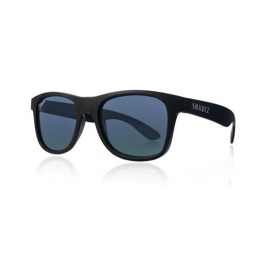 Detské slnečné okuliare SHADEZ Polarized - Čierné