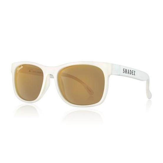 Detské slnečné okuliare SHADEZ Polarized - Biele