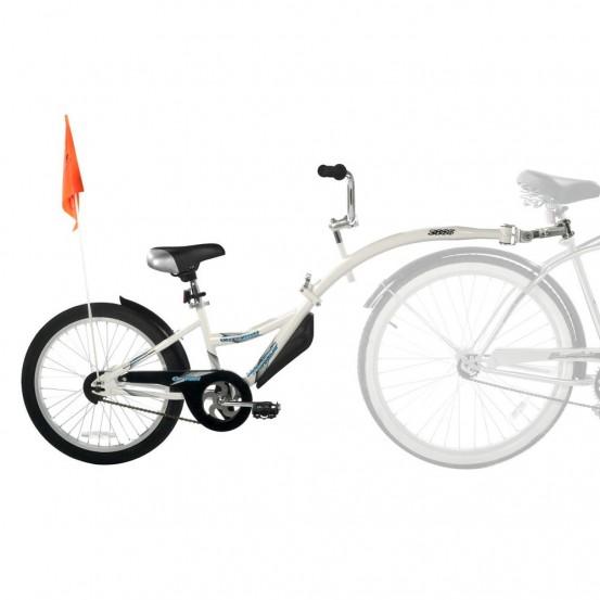 WeeRide® Co-Pilot detský prípojný bicykel