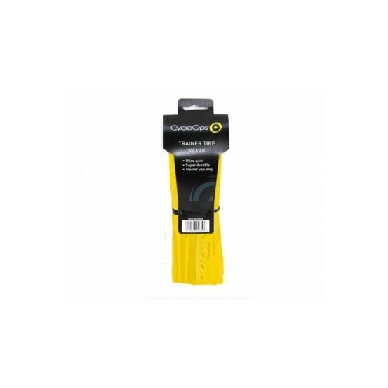 CycleOps plášť na trenažér - žltý