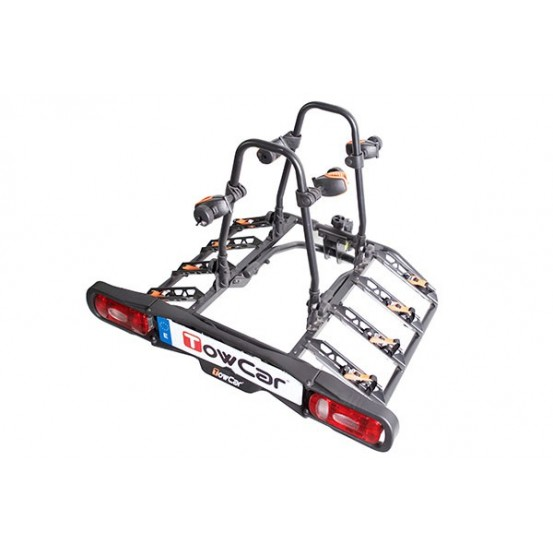 Towcar® T4 nosič pre 4 bicykle