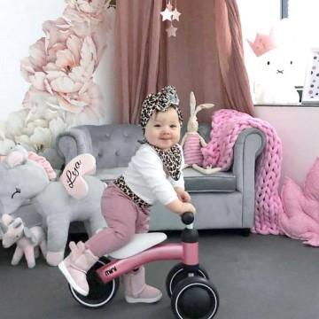 KaZAM Mini odrážadlo - Rúžová perleť