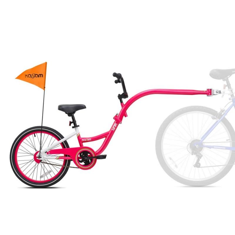KaZAM Link - Rúžová