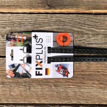 Strap Fixplus 23 cm čierny balenie 2 ks