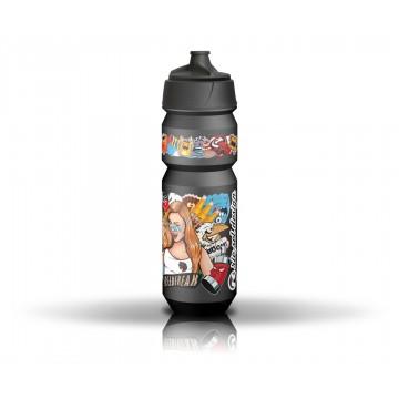 Fľaša Bidon Riesel 750 ml stickerbomb