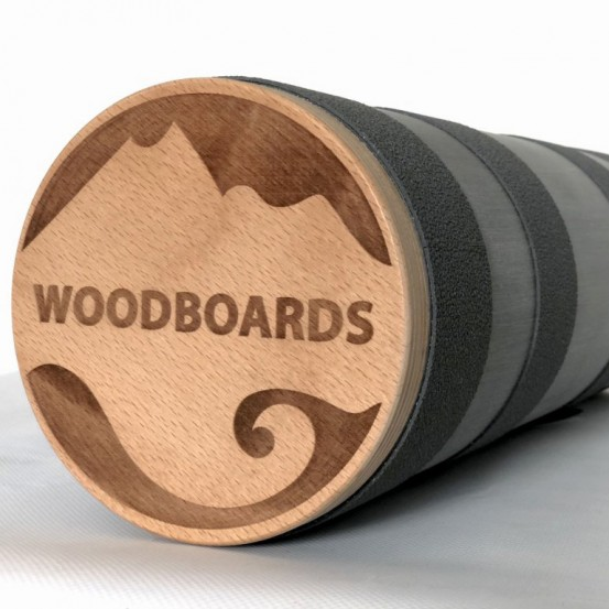 Balančný valec WOODBOARDS ORIGINAL samostatne