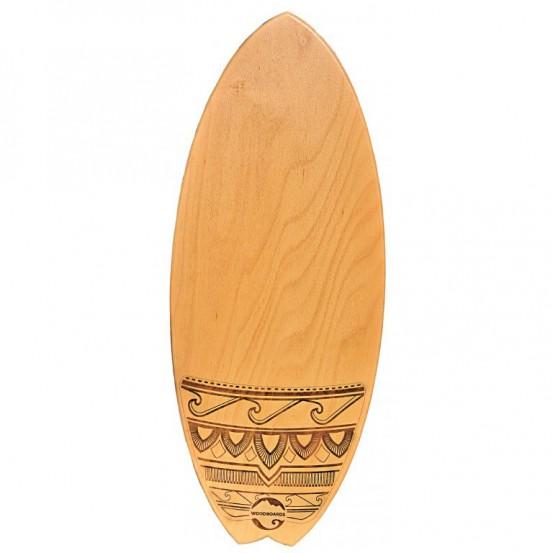Balančná doska WOODBOARDS SURF samostatne