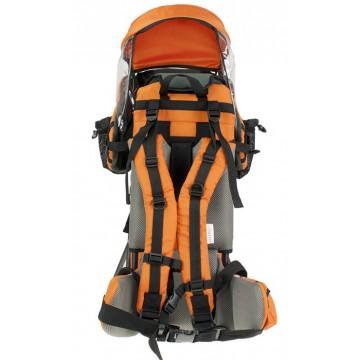 Detský turistický nosič GUTO Classic - Oranžový