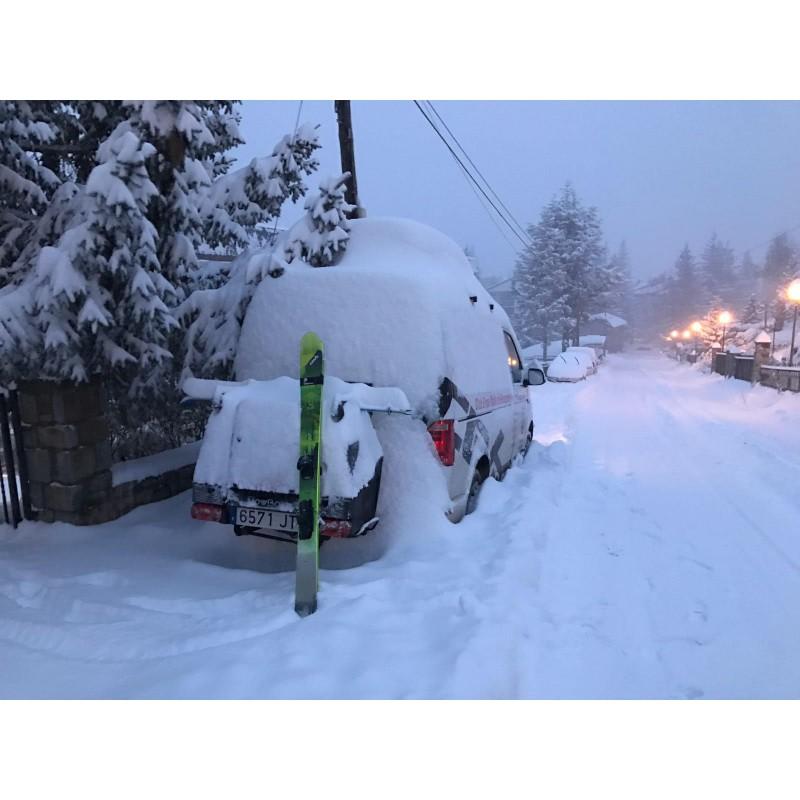TOP SKI nosič na lyže a snowboard