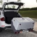 Náročným zákazníkom ponúkamé luxusné strešné autoboxy a boxy s montážou na ťažné zariadenie na prevoz batožiny, náradia, športového ústrojenstva, alebo zvierat