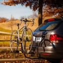 Nosiče bicyklov pre montáž na štandardné ťažné zariadenie od špičkových výrobcov s patentovaným systémom ochrany rámu bicykla a doživotnou zárukou na každý kus.