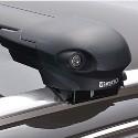 Luxusne vyzerajúce strešné nosiče s uzavretým dizajnom pôsobia na streche auta kompaktne a štýlovo, a navyše ich využijete aj na ďalších svojich vozidlách.