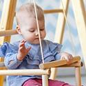 Maximálna spokojnosť pre tých, ktorí chcú dieťaťu vštiepiť túžbu dosiahnuť najvyššie výšky. Zmena strany otočenej bokom nadol otvára nové možnosti.