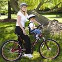 Zažite na bicykli blízky a interaktívny kontakt medzi Vami a Vašou ratolesťou a vyberte si jeden z inovatívnych produktov pre aktívny oddych celej rodiny.