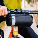 """Luuxusné cyklistické tašky a brašny do rámu, či dopredu na riadidlá vhodné na dlhšie cyklo výlety a stále populárnejší segment """"bike packing""""."""