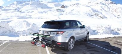 NOSIČE NA LYŽE A SNOWBOARD